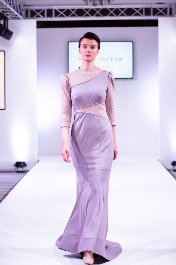Shay jaffar fashions finest lfw