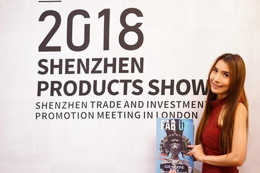 Shenzhen show kitty noofah lfw