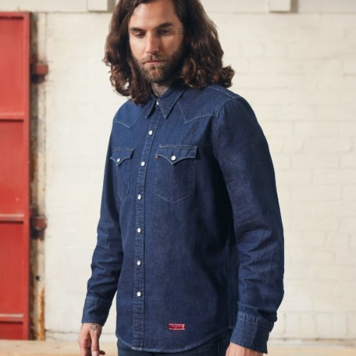 The levi's® western shirt