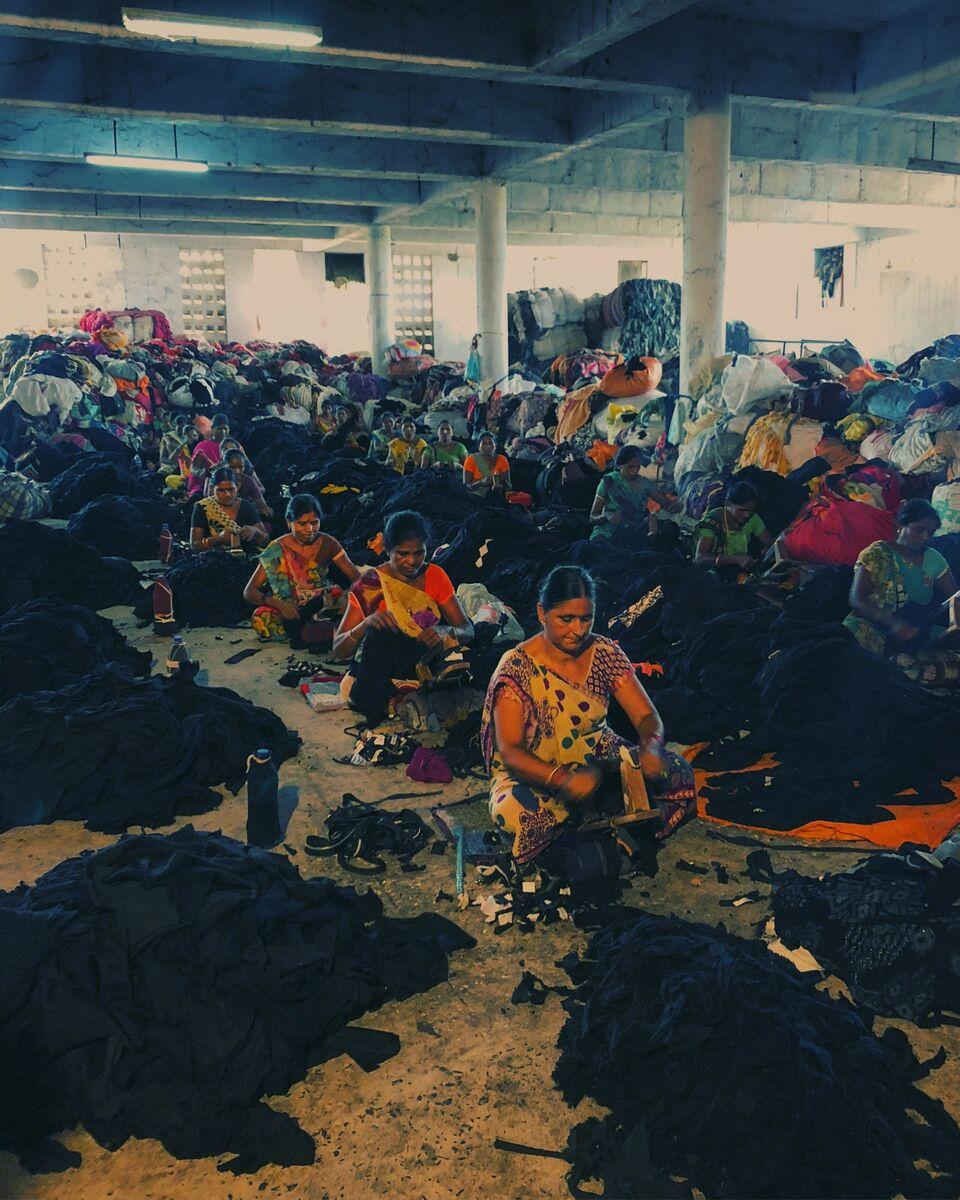Woollen mill fashion4change