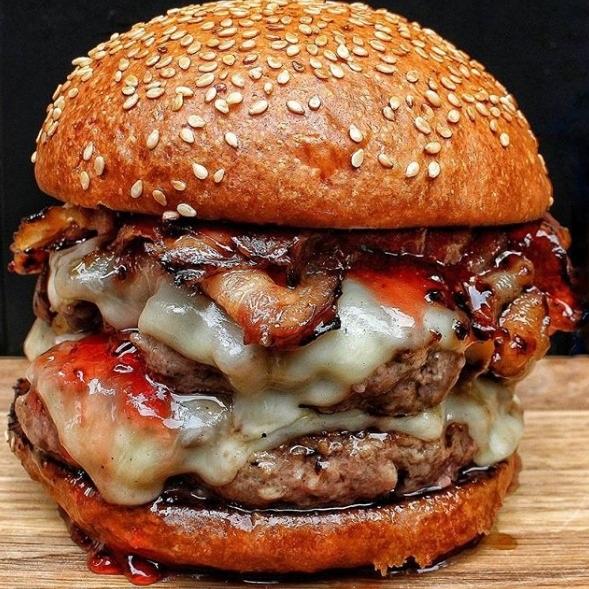 Burger & beyond