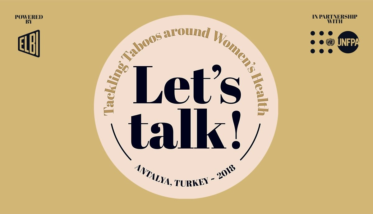 Let's talk event