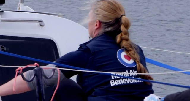 Lizzie gill's rowing challenge
