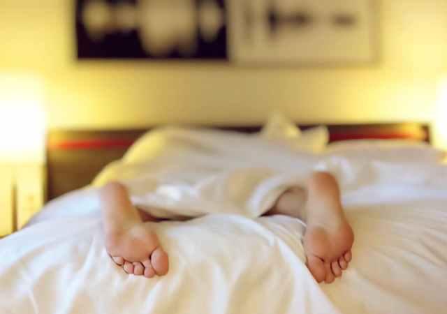 Sleep deprivation nation