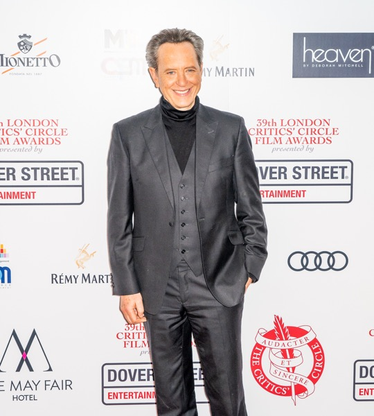 """Richard e. grant, best supporting actor winner for """"can you ever forgive me"""