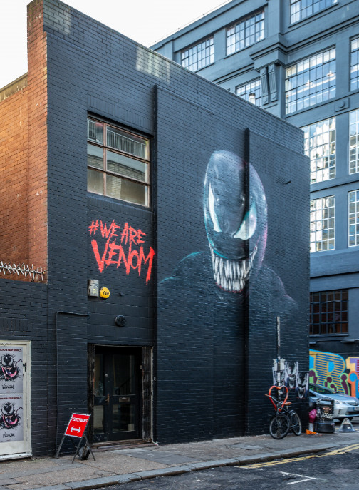 Venom graffiti (2)