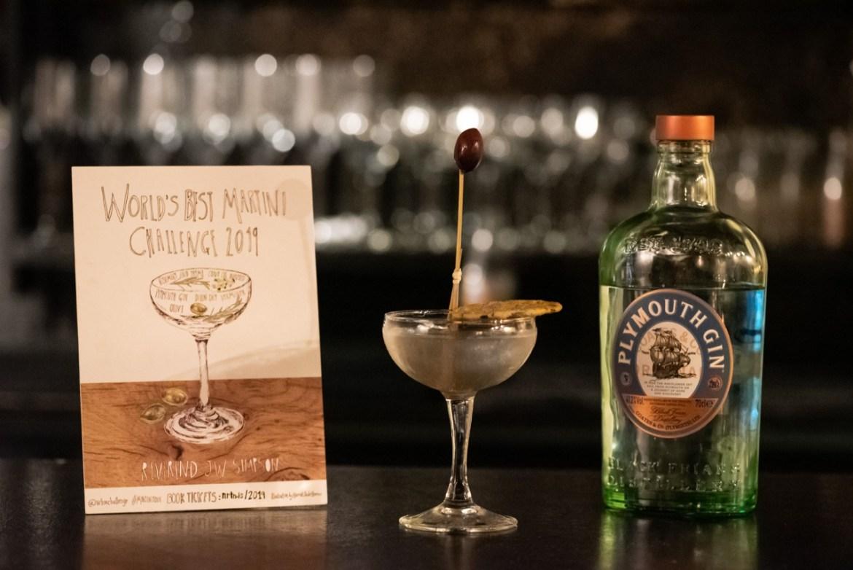 World's best martini challenge finale