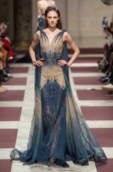 ZIAD NAKAD Couture Show SS19