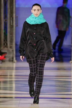 London fashion week autumn winter 2019 johan ku