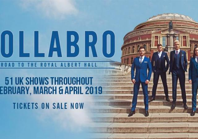 Collabro royal albert hall