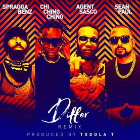 Differ remix ( spragga benz , sean paul , agent sasco, chi ching ching