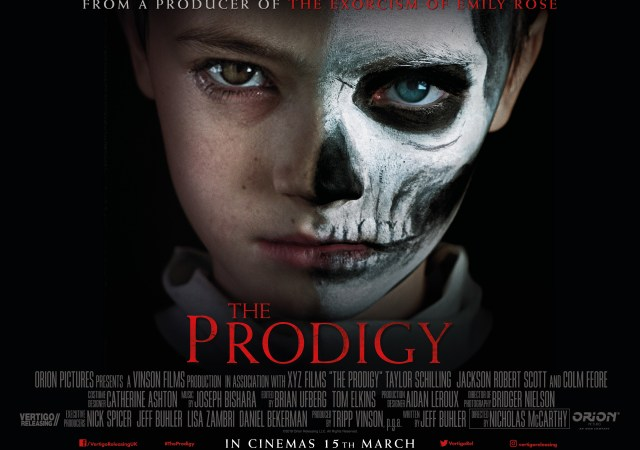The prodigy poster