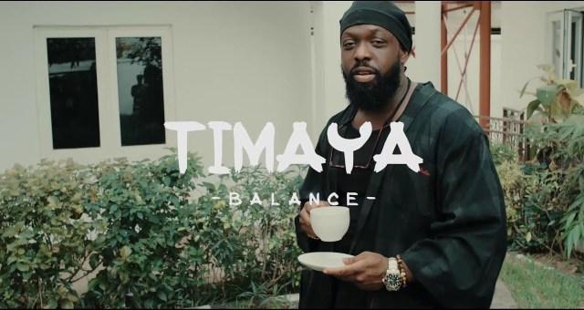 Timaya balance