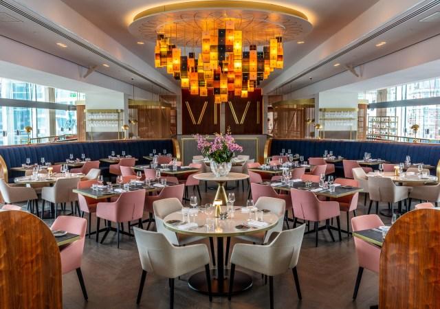 Vivi restaurant review