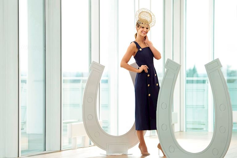 Vogue williams investec derby ambassador 2019 hoofs