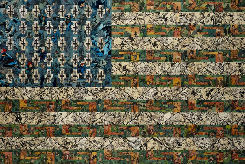 American history x volume iii, manifest decimation