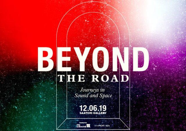Beyond the road saatchi