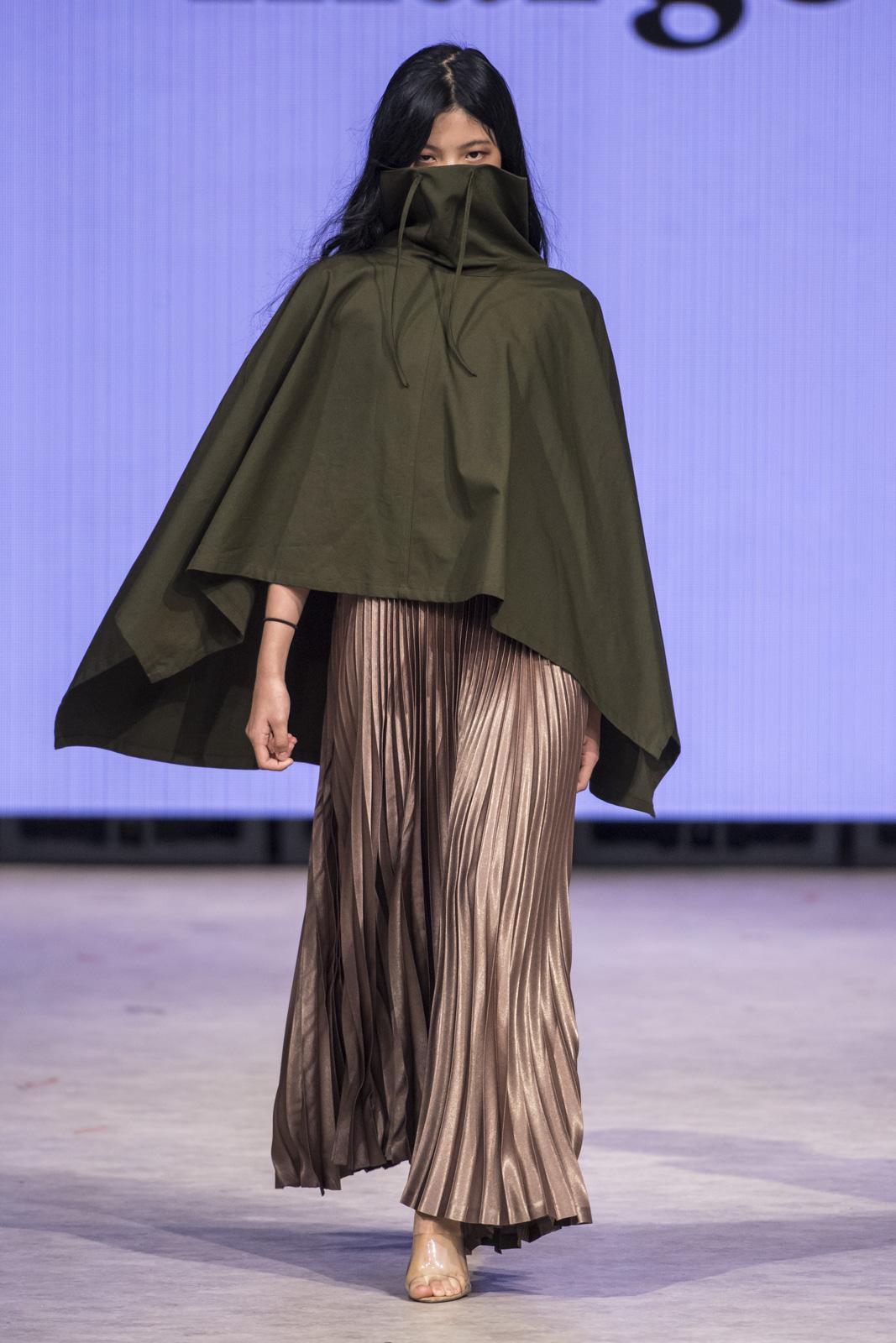 Margot at Vancouver Fashion Week