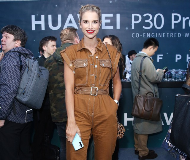 Vogue william attends huawei p30 pro launch northern lights at tower of london[4][8]