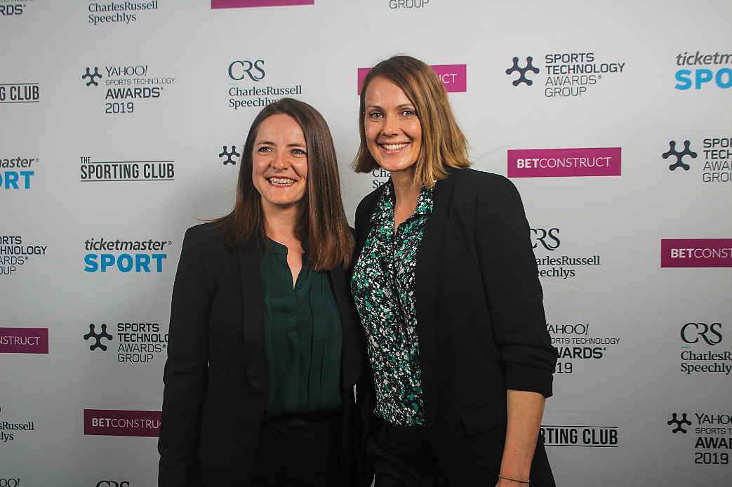 Goldi sayers and kelly sotherton sta
