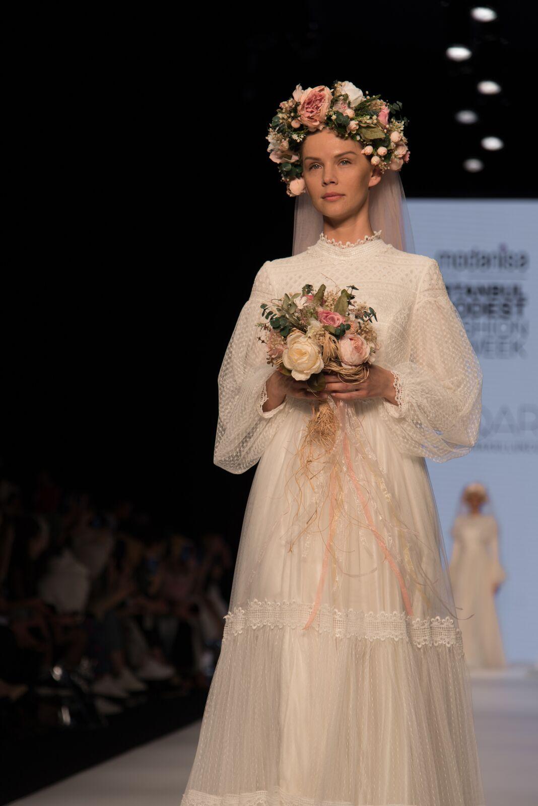 Jaqar roo at istanbul modest fashion week 2019 day 2