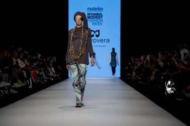 Mayovera at istanbul modest fashion week 2019 day 1