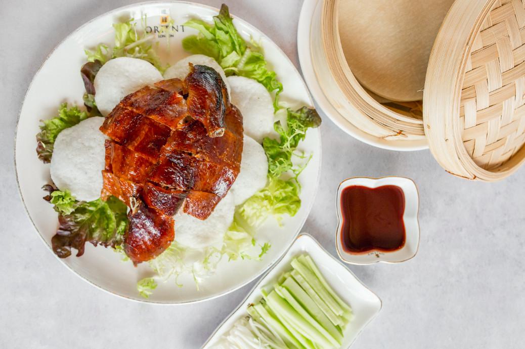 Orient london tasty oriental food