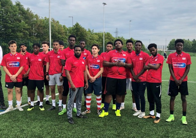 Team england provides kit for local sports projects