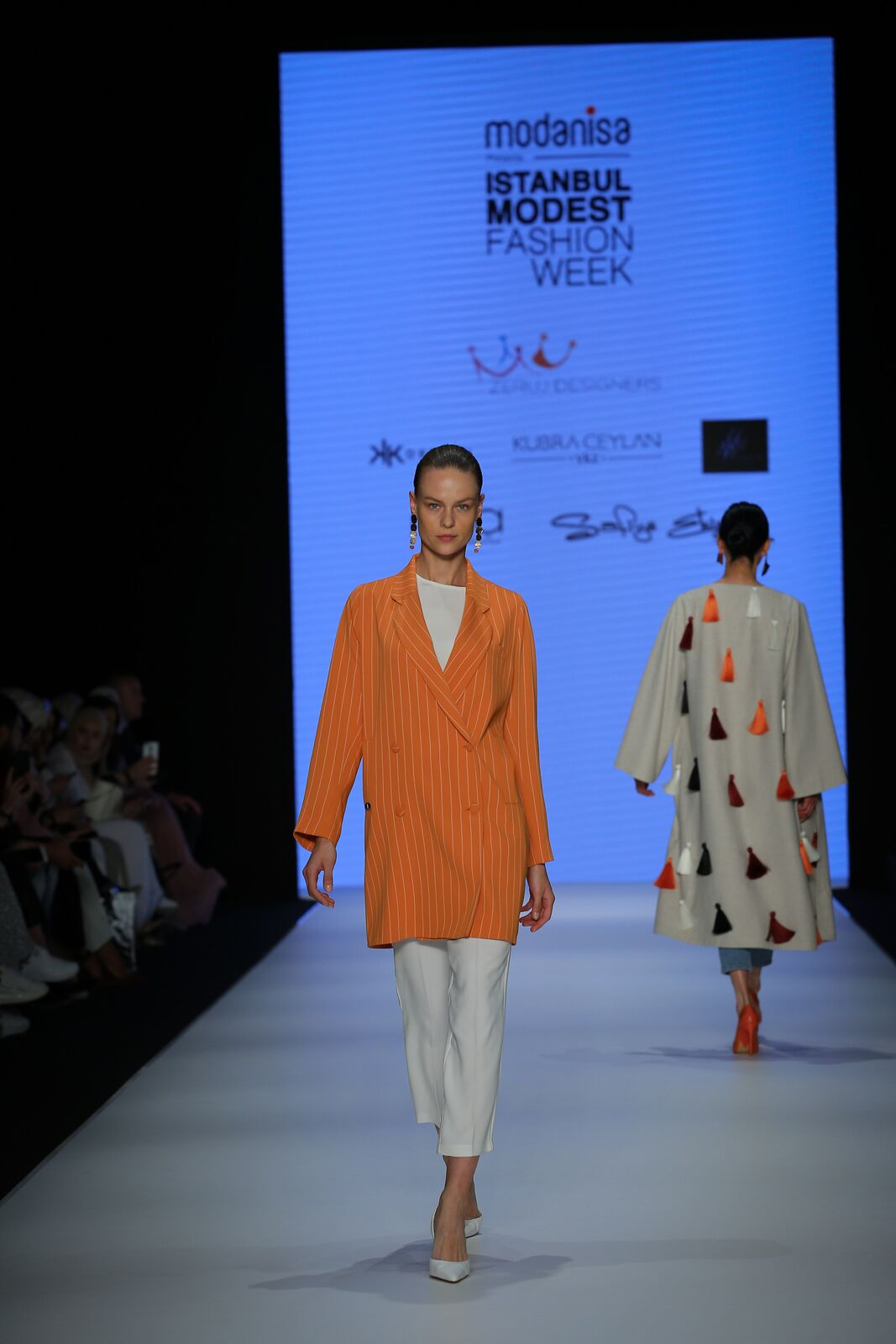 Zeruj at istanbul modest fashion week 2019 day 2