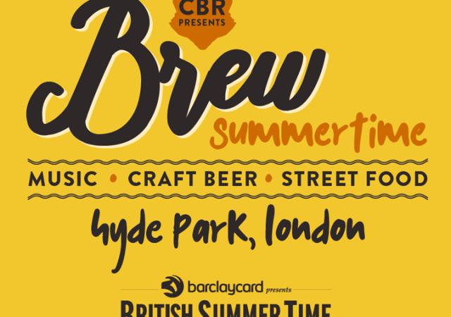 Brew summertime