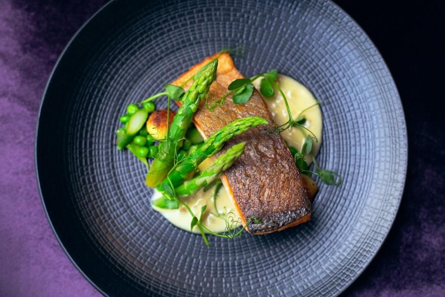Stk restaurant food review