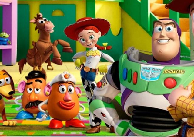 Toy story greatest kids film in uk
