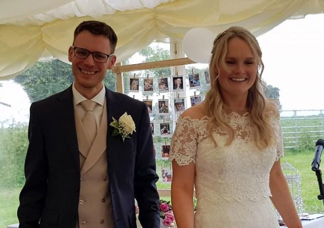 Daniels wedding 1