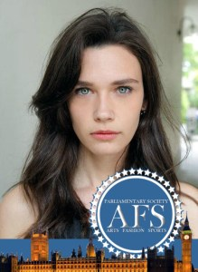 Rosalie nelson model – activist stamped