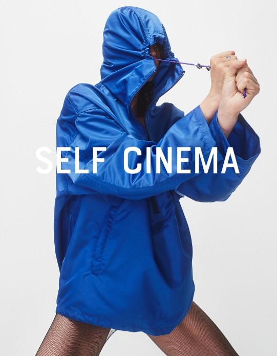 Self cinema at scoop