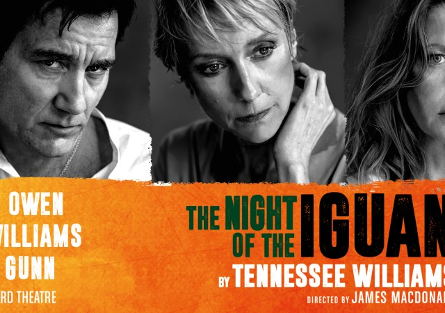 The night of the iguana review