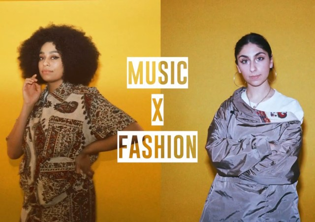British fashion council launches fashion & music campaign