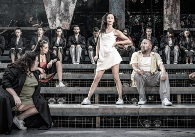 Evita theatre