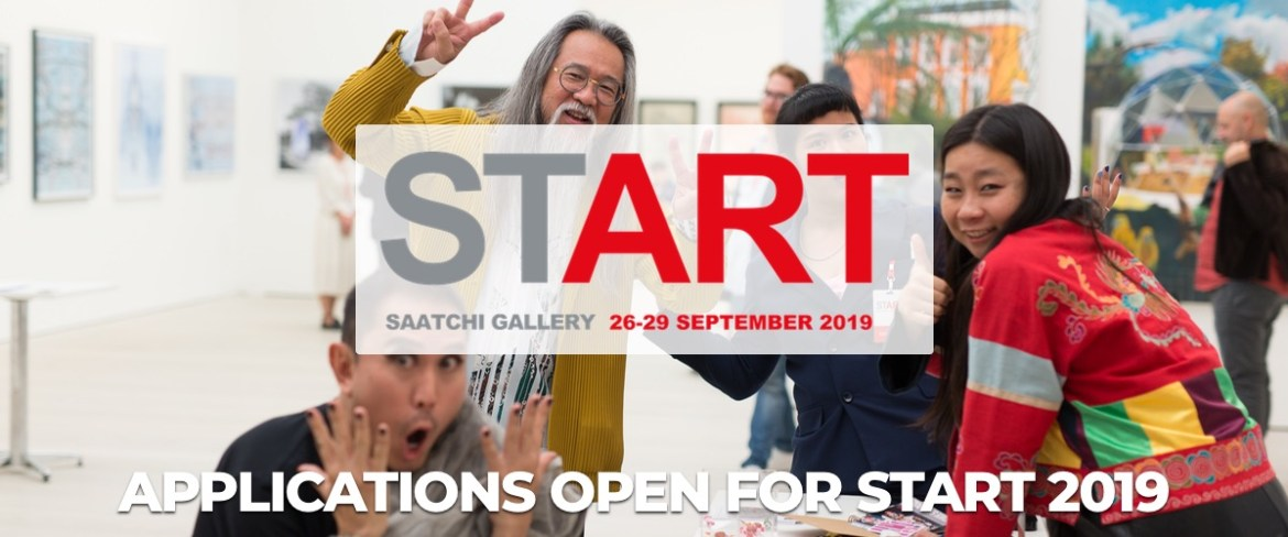 Start art fair announce sixth edition at saatchi gallery