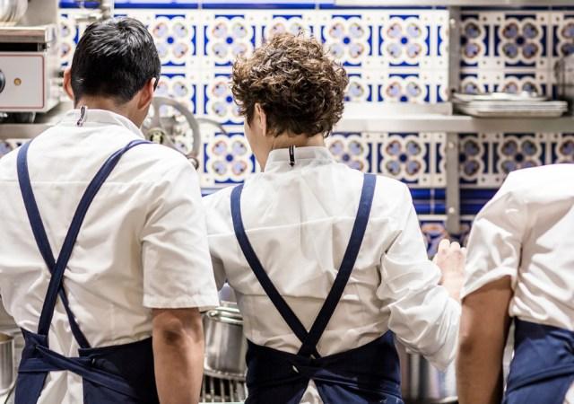 Sabor restaurant london mayfair's spanish touch