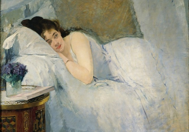 Awakening girl masterpieces of the kunsthalle bremen