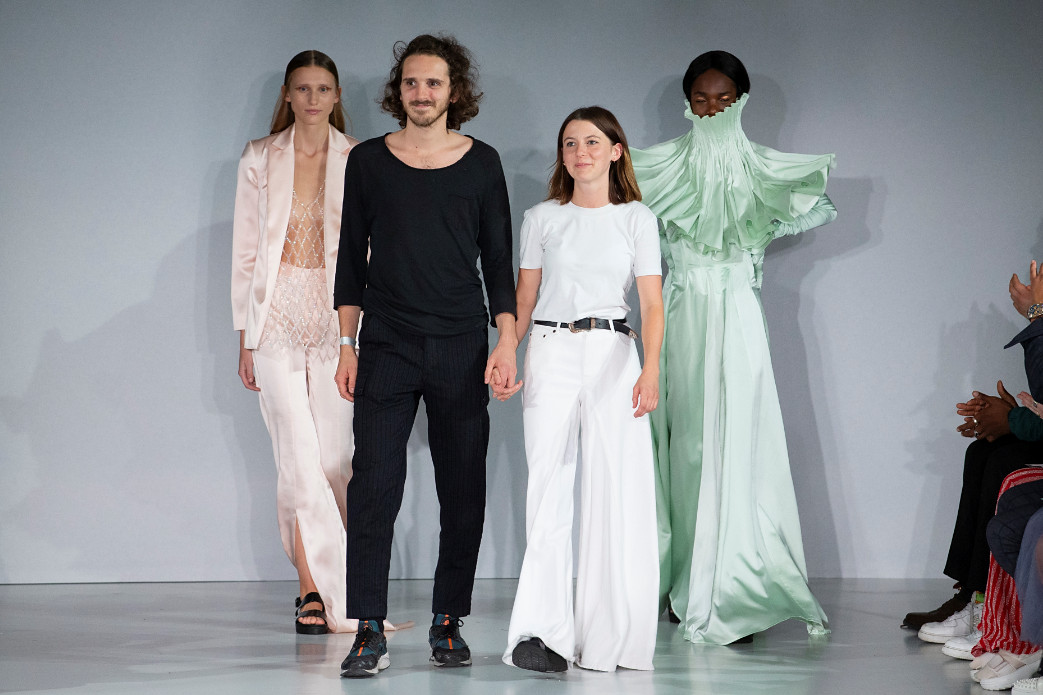 Fashion scout av ss20 ones to watch catwalk