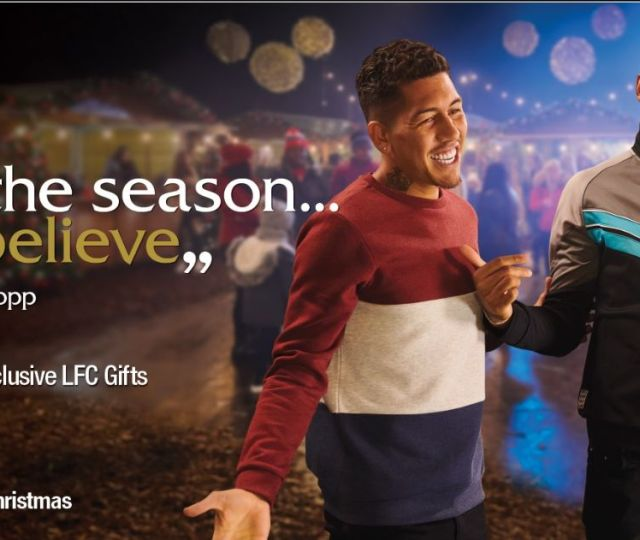 Lfc warms up for christmas with chapter 2 of festive ad
