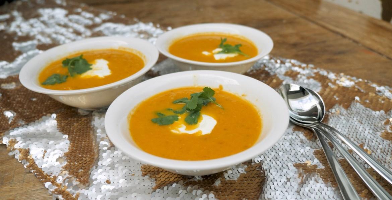 Tonia's winter warmer soup