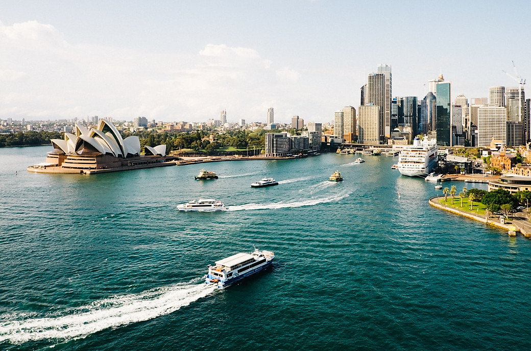 Australia is the world's top bucket list destination