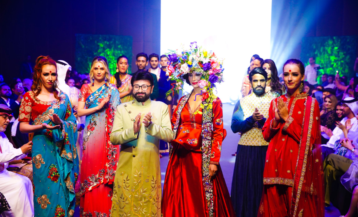 International fashion week dubai ss20 season 9 (2)