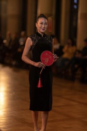 Yuuki bright night fashion show (1)