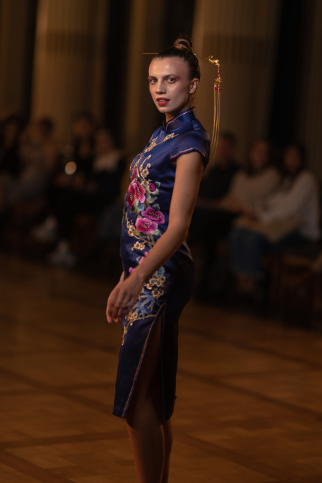 Yuuki bright night fashion show (5)