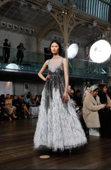 Atelier zuhra x royal opera house london fashion week (11)