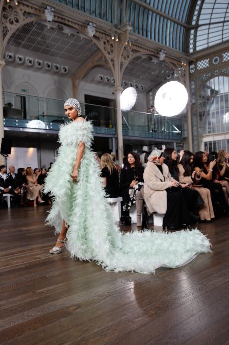 Atelier zuhra x royal opera house london fashion week (2)
